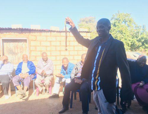 Celebrating Steven Tshepo Dikobo